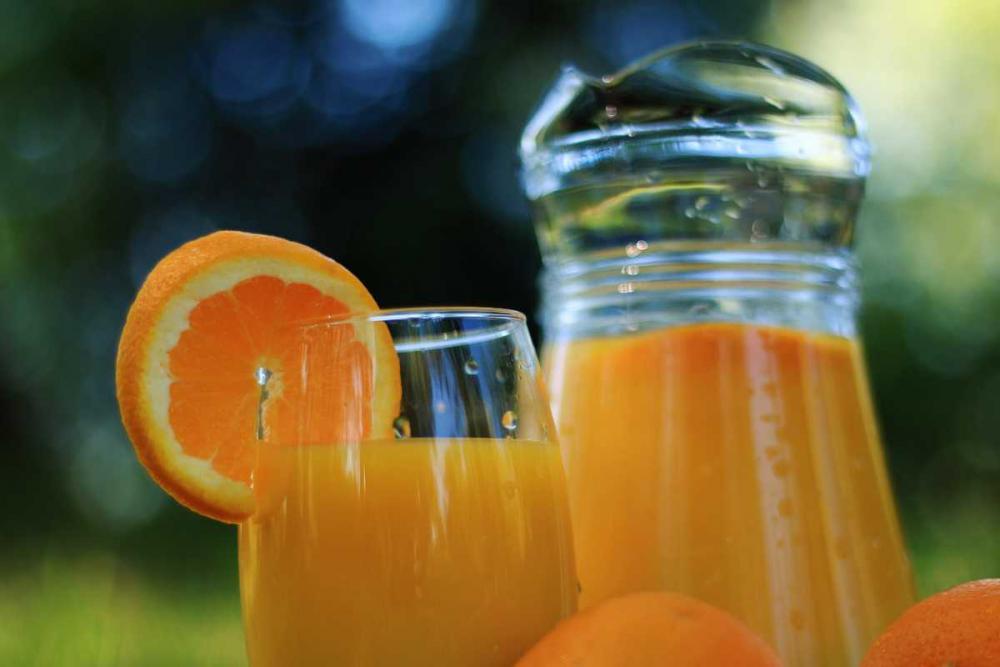 Realizujemy transport soków owocowych