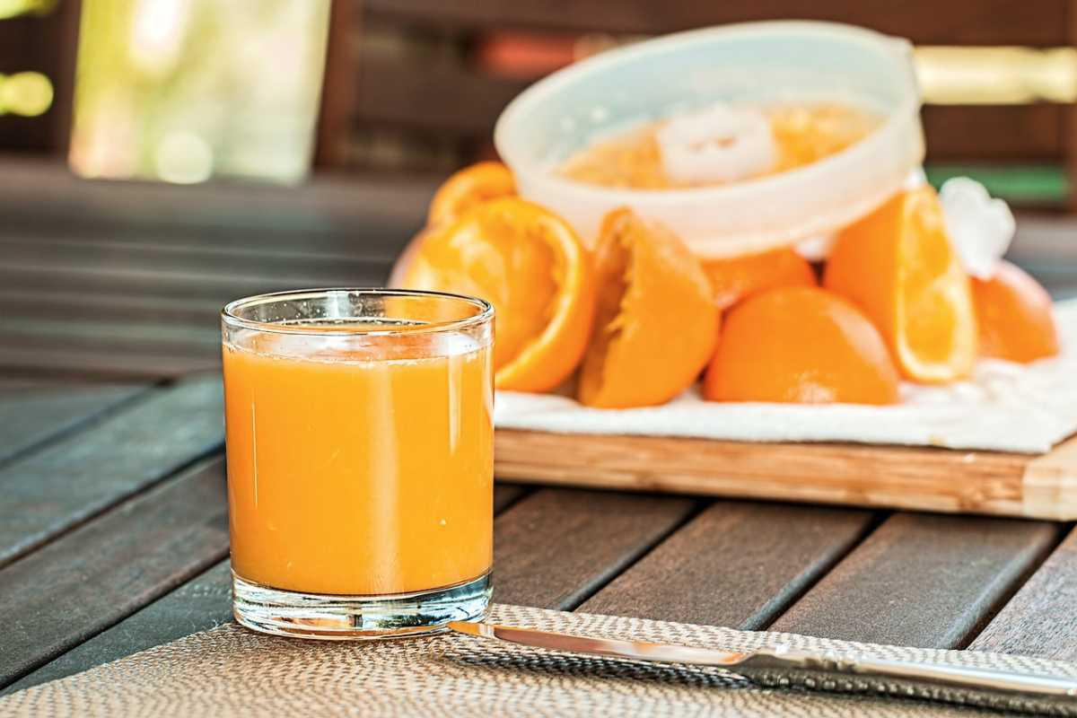 Transport soku pomarańczowego i innych egzotycznych