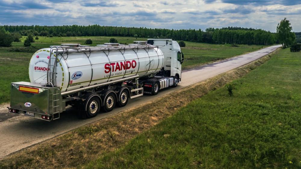 Transport drogowy na terenie Polski